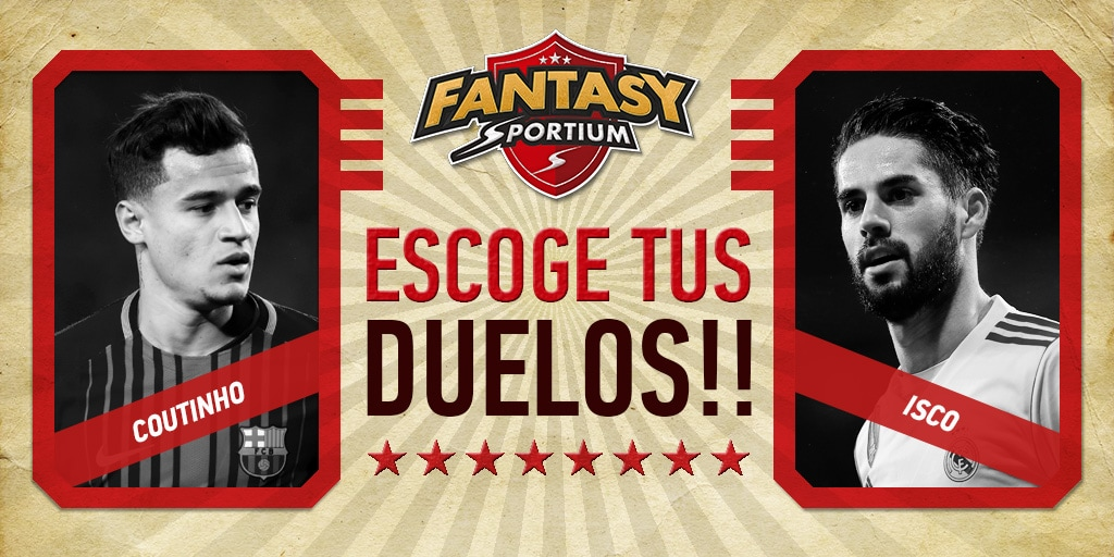 Fantasy Sportium: ¡Multiplica tus apuestas con estos 5 duelos!