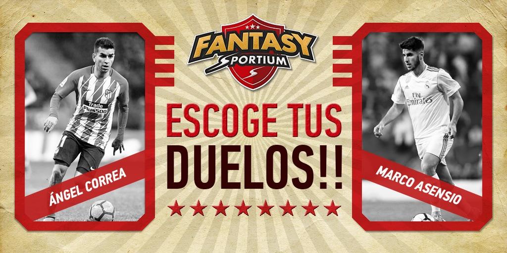 Fantasy Sportium: ¡Aquí llegan los duelos destacados de la jornada 30!