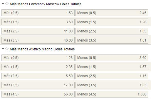 apuestas a la europa league
