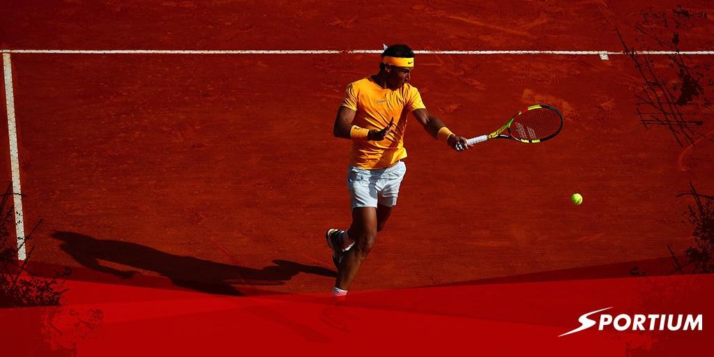 Apuestas a Nadal, Djokovic (y más) en Montecarlo este jueves