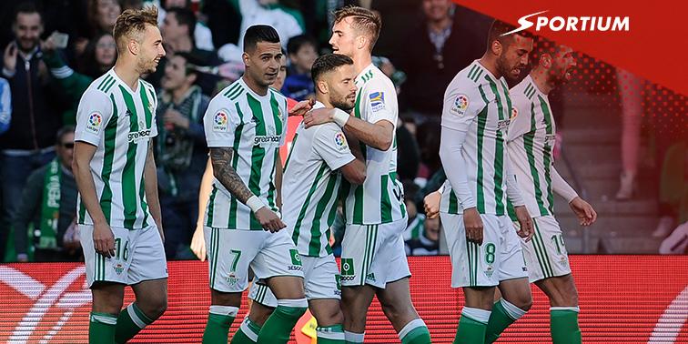 5 Apuestas al Betis – Málaga que no puedes perderte este lunes