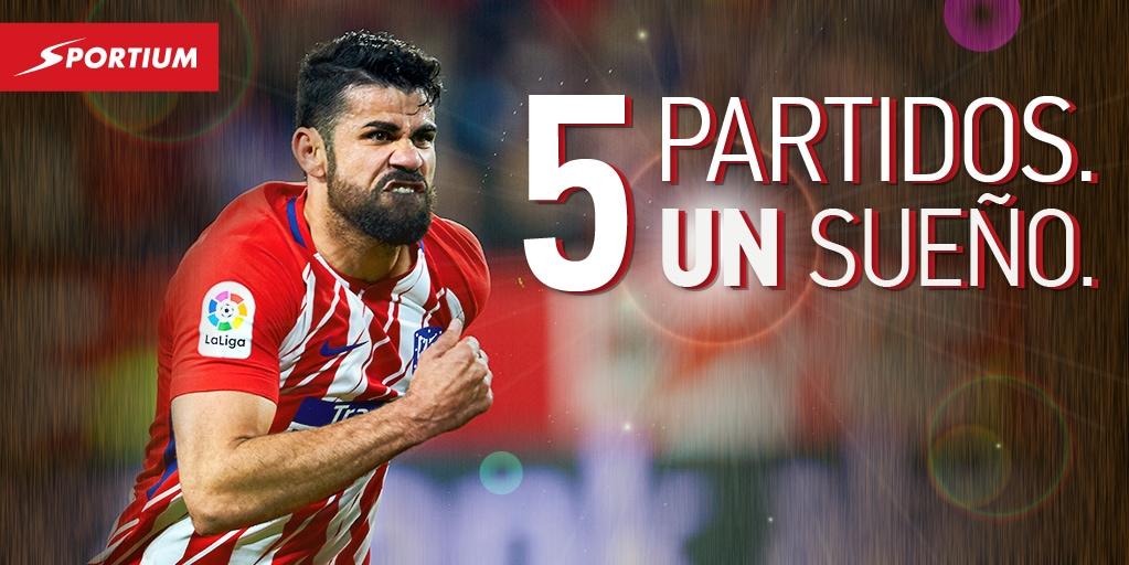 Apuestas al Atlético – Sporting CP, y algunas cuotas más a la Europa League
