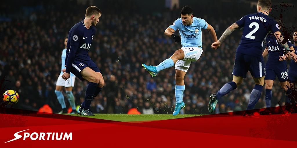 Apuestas al Tottenham vs City y al Milan vs Nápoles