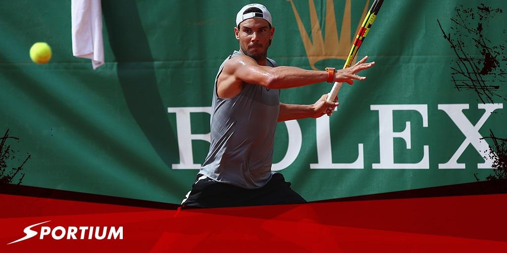 Apuestas al debut de Nadal en Montecarlo (y 3 partidos más)