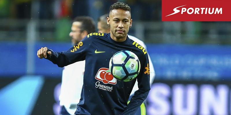 Los jugadores Top del Mundial 2018, según Neymar: ¿Coincide con nosotros?