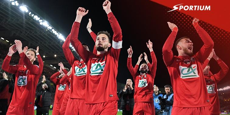 Apuestas a la final de la Copa Francia: Les Herbiers vs PSG