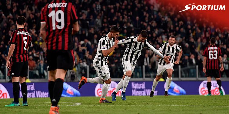 Apuestas a la final de la Coppa Italia: Juventus vs Milan