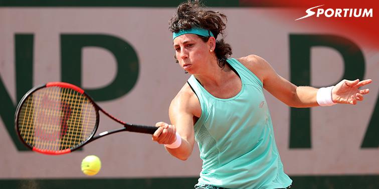 Apuestas a Bautista, Carla Suárez… ¡Roland Garros llega fuerte al miércoles!