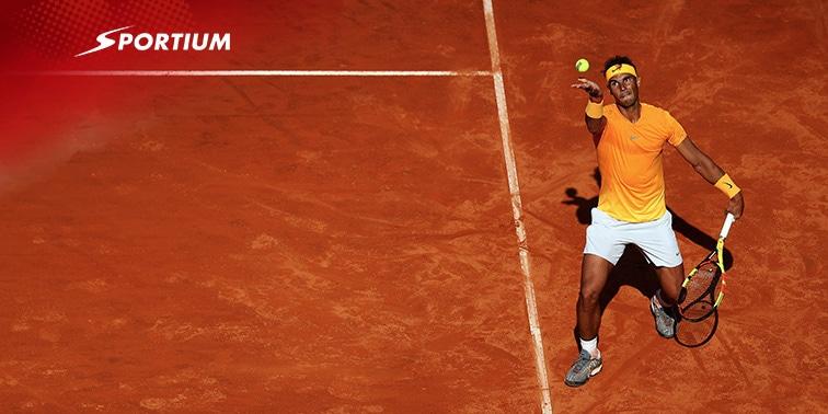 Apuestas a Nadal, Zverev, Djokovic y Carreño: ¡Cuartos de Final en Roma!