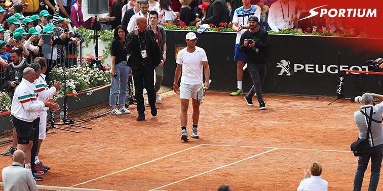 Apuestas a Nadal, Djokovic… ¡Miércoles fuerte en el Masters de Roma!