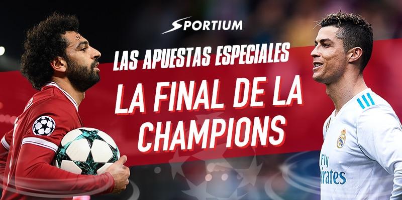 Apuestas Especiales Real Madrid – Liverpool: ¡Mira y alucina!