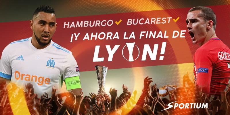 Apuestas a la Final de la Europa League: O. Marsella vs At. Madrid