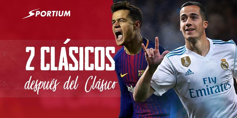 Apuestas al Barça-Villarreal y Sevilla-Real Madrid ¡Prohibido perdérselas!