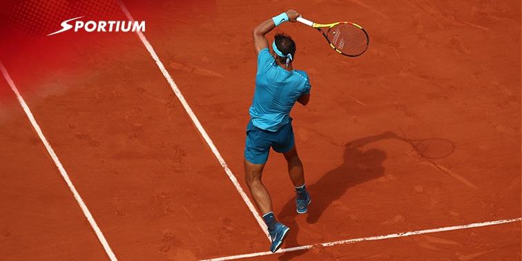 Apuestas a Nadal, Muguruza, y destacados del lunes en Roland Garros