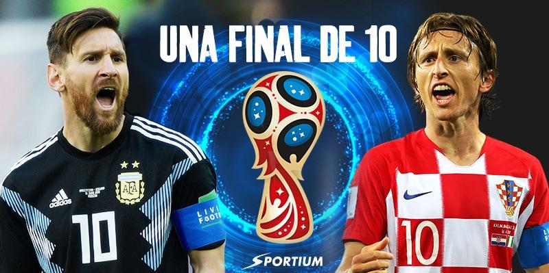Apuestas Argentina-Croacia: ¡Ojo, que Leo viene 'picado'!