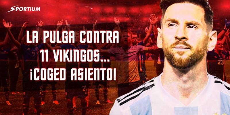 Apuestas Argentina – Islandia: Un debut con muchas incógnitas