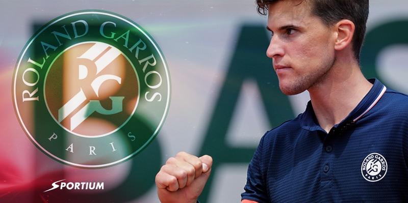 Apuestas a Muguruza, Thiem o Stephens: ¡Llegan las semifinales de Roland Garros!