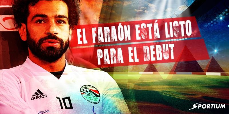 Apuestas Egipto vs Uruguay y Marruecos vs Irán: 2 partidos, 3 continentes