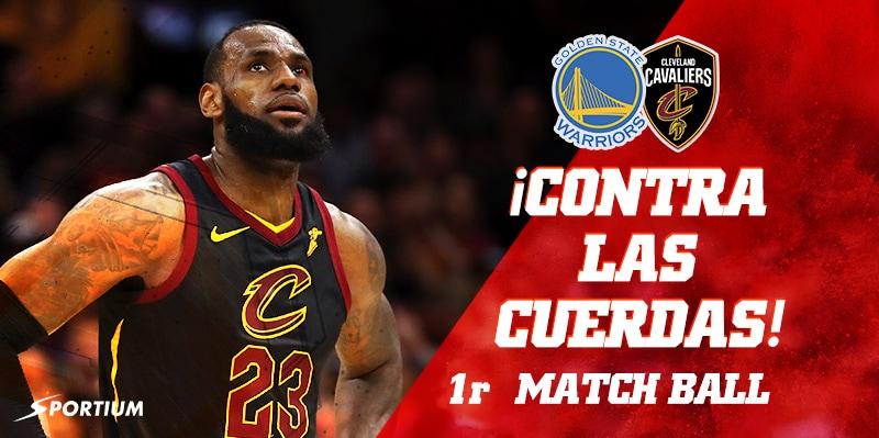 Apuestas Final NBA: Los Warriors, a un partido de ganar el anillo