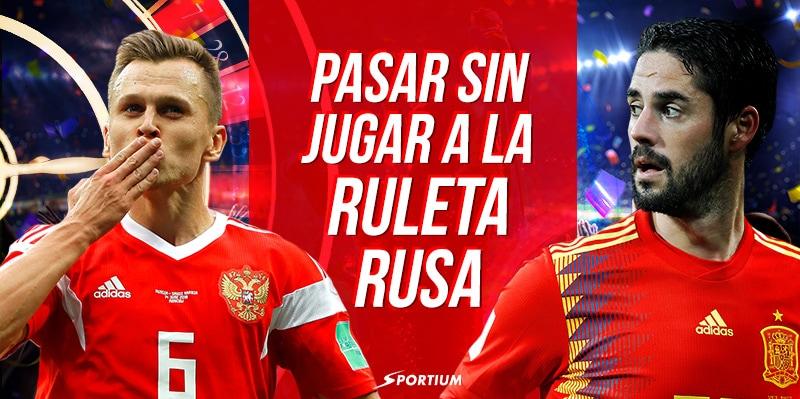 Apuestas España – Rusia: Contra la vieja historia de La Roja