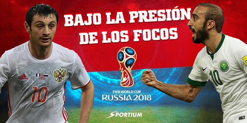 Apuestas Rusia – Arabia Saudí: ¡Que empiece el Mundial!