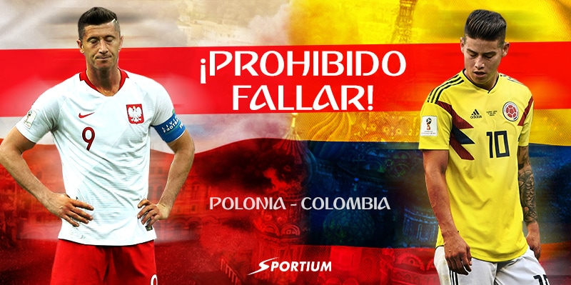 Apuestas Polonia – Colombia: El Grupo H, en juego…