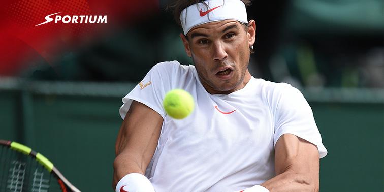 Apuestas al Del Potro-Nadal: ¡Siguen los cuartos de final en Wimbledon!