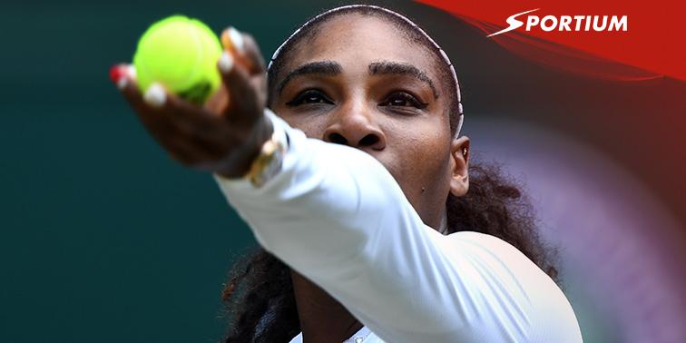 Apuestas a Federer, Djokovic, Williams… ¡Cuartos de final en Wimbledon!