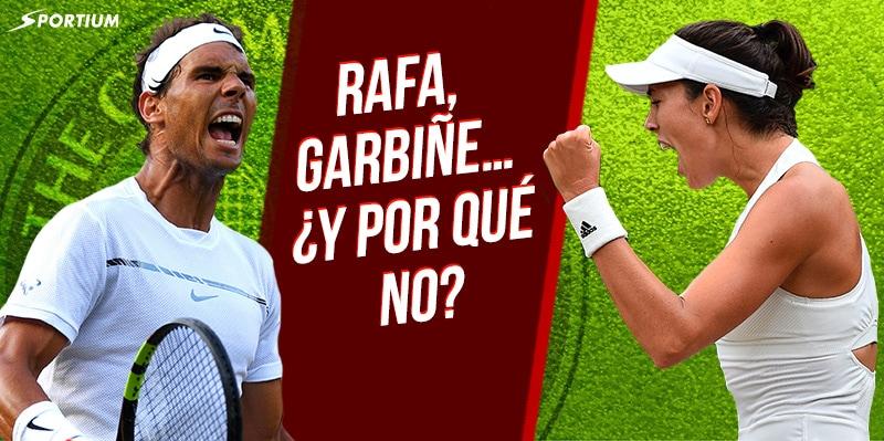 Apuestas Wimbledon 2018: Nadal vuelve a 'territorio Federer'