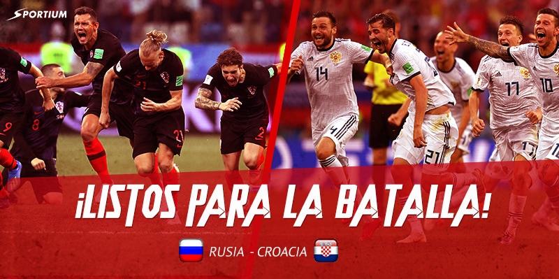 Apuestas Rusia – Croacia: ¿Eliminatoria floja? Veremos…