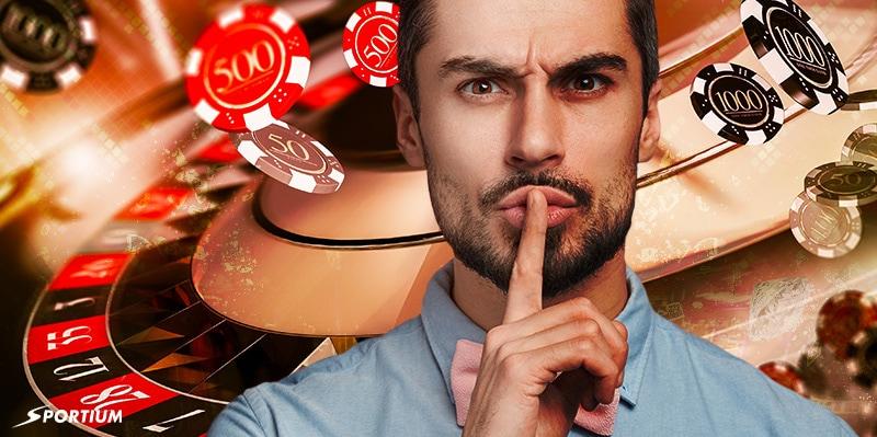 Los Secretos que podemos encontrar en un Casino Online
