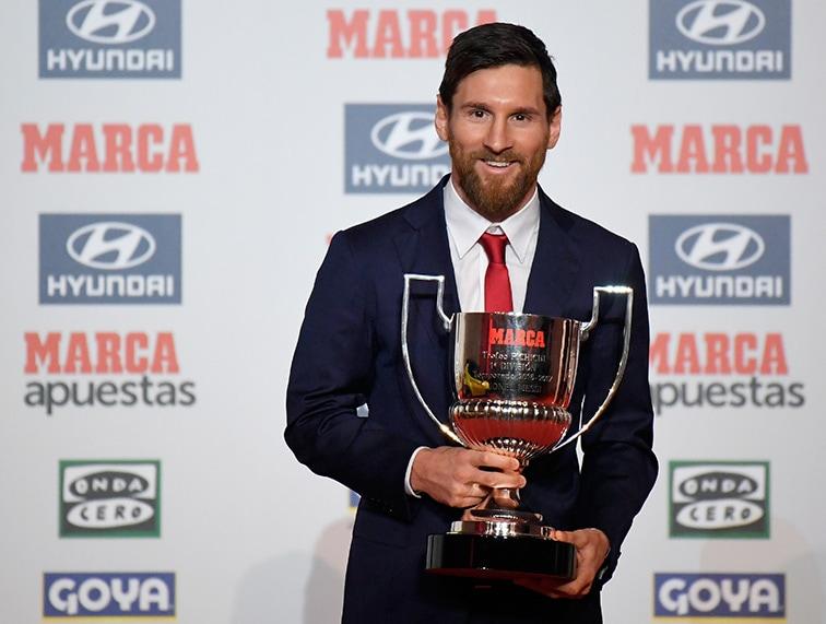 Apuestas Pichichi Liga española
