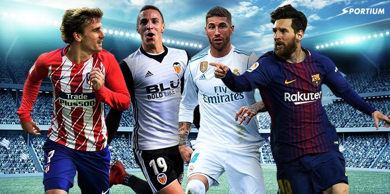 Apuestas Liga española: Mercados y opciones para triunfar esta temporada