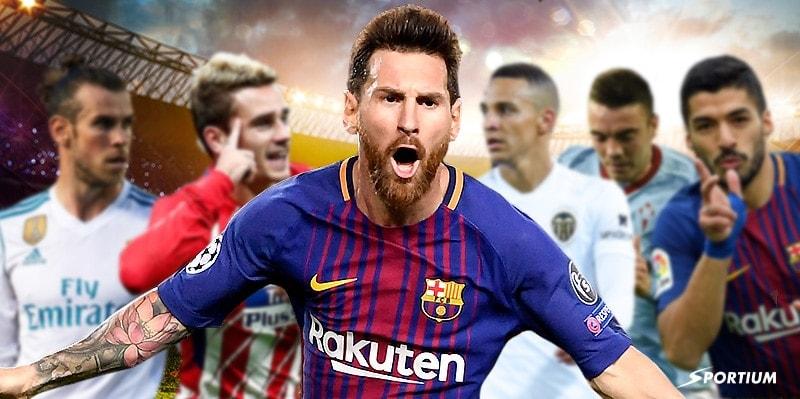 Pichichi Liga española: El poder del Gol