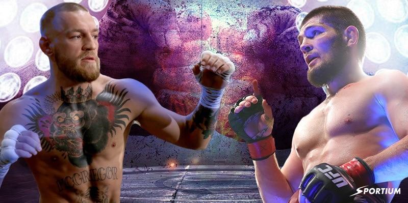 Apuestas McGregor vs Khabib