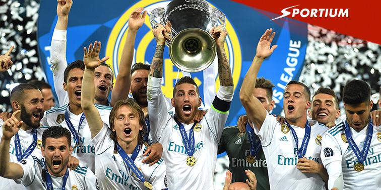 estadísticas champions league