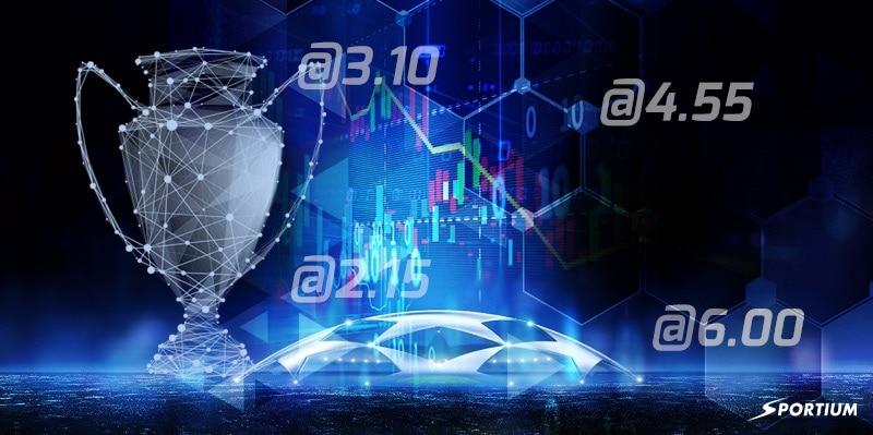 Estadísticas Champions League y el éxito en tus apuestas