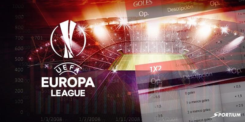Pronósticos Europa League: Gana evitando malas sorpresas