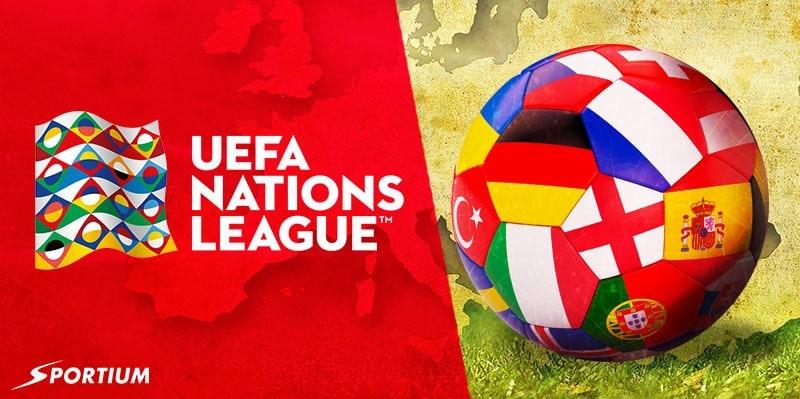 Pronósticos UEFA Nations League: apuestas al nuevo torneo