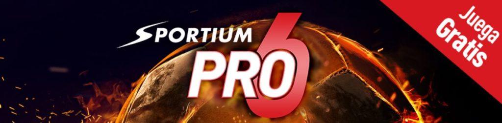 Juega gratis al Sportium Pro6
