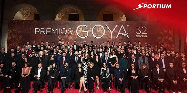 Apuestas Premios Goyas: oportunidad de cine para triunfar