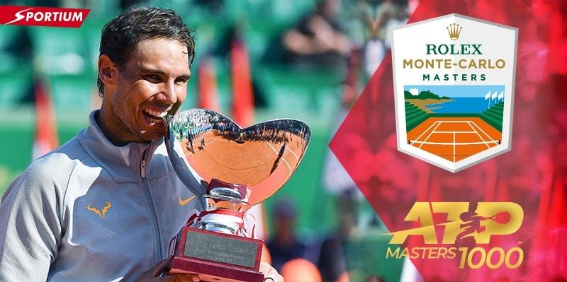 Master de Montecarlo: ¡Apuesta por Rafa Nadal!