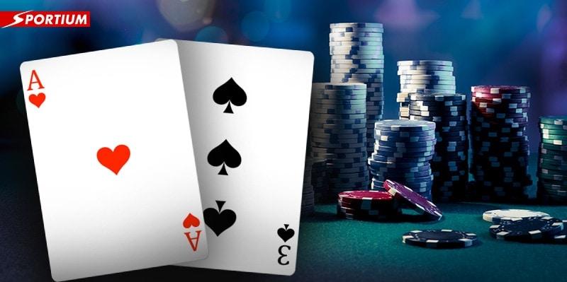 Top 5 de manos de póker traicioneras