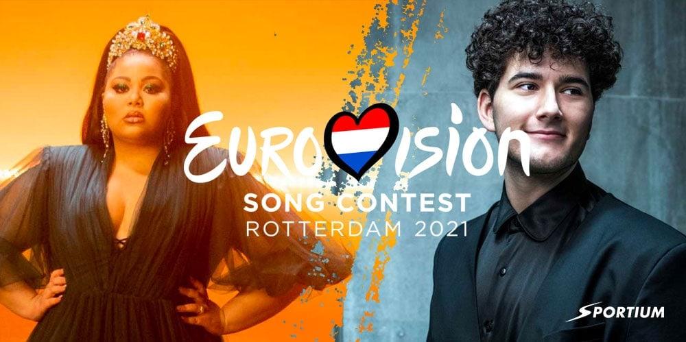 Apuestas Eurovisión 2021: odds o probabilidades del festival de la canción