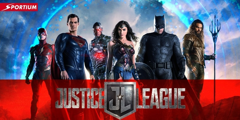 ¿Como funciona el Justice League Slot?