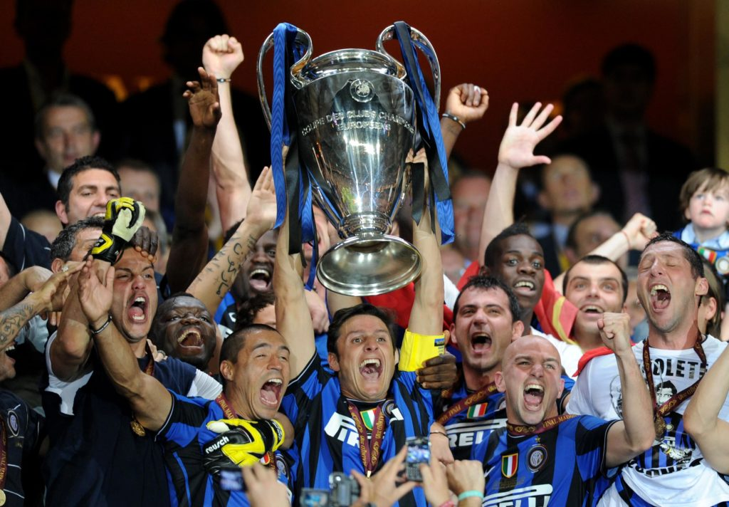 Final de la Champions: Bayern - Inter
