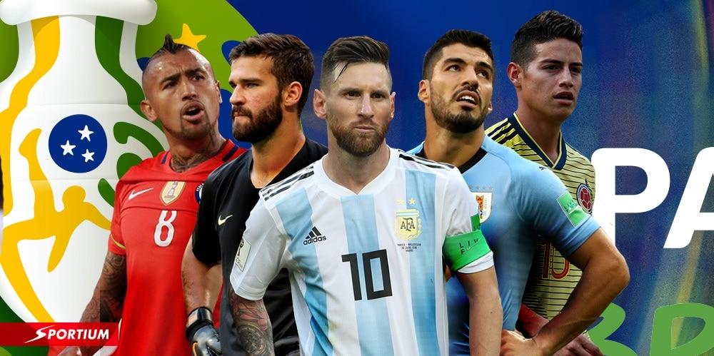 Pronósticos para la Copa América, la más antigua del mundo