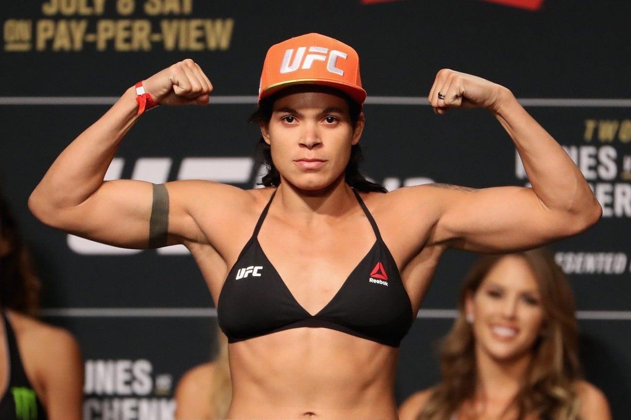 Apuestas UFC: Amanda Nunes