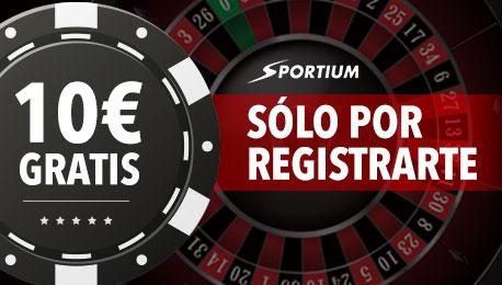 Bono Deposita 10€ gana 50€ Casino