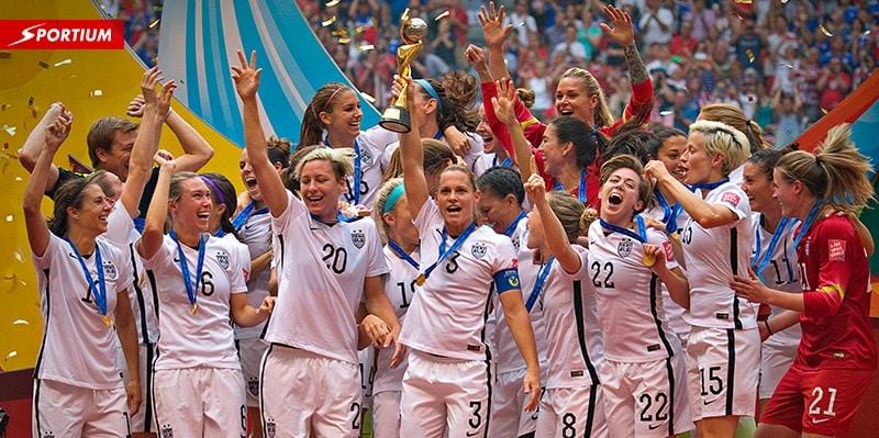 Apuestas al Mundial de Fútbol femenino: Las claves del 2019